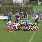 Sam Newman bags his first try for Camborne