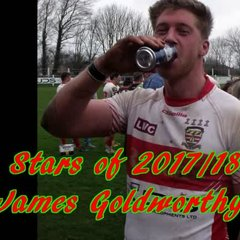 Stars of 2017/18 - Jimmers