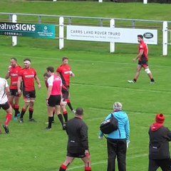Phil Hinchley try against Bournemouth