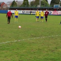 Penalty for West Bridgford.
