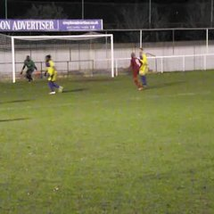 AFC Croydon Athletic 3 Croydon 6 (Rams 2nd goal)