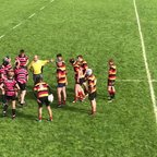 Ilkley v Harrogate Colts - Sixth Harrogate try of 9 in the match