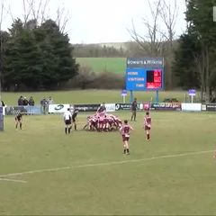 Titans Tries v Worthing Raiders Away