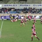 Titans Tries v Henley Hawks Away