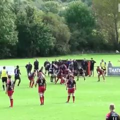 Titans Tries v Old Redcliffians Away