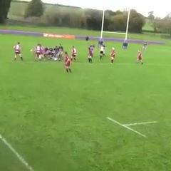 Titans Tries v Clifton Away