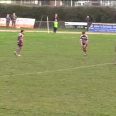 Titans Tries v Exmouth Away