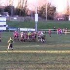Titans Tries v Bury St Edmunds Away