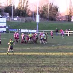 Titans Tries v Bury St Edmunds Away