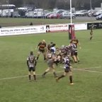 Titans Tries v Cinderford at Home
