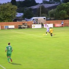 September GotM - Kieron Cook v Bromsgrove Sporting