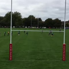 Andy Kidd 1st try vs New Ash Green