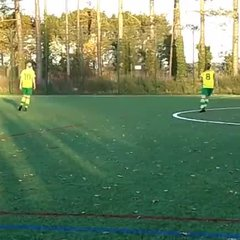 Acle's 91st minute winning goal