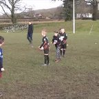 U9s - Tams, Theo and Joe run