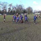 U9s - Charlie the sidestepper