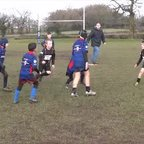 U9s - try saving tackles