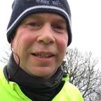 HOWARD LYON IN TRAINING FOR THE LONDON MARATHON 2018