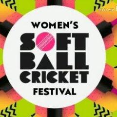 Indoor Women's Soft Ball Cricket Festival