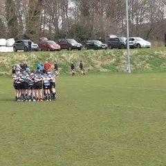 Bath RFC vs Sherborne 1