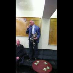 League Winners Speeches and Presentations