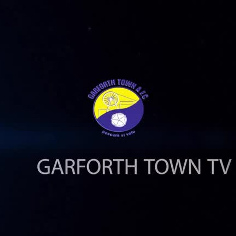 Garforth Town 2-1 Bridlington Town (11/11/2017)