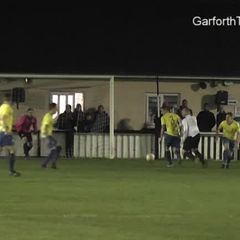 Simpson and McMurrough goals at Penistone (02/12/2017)