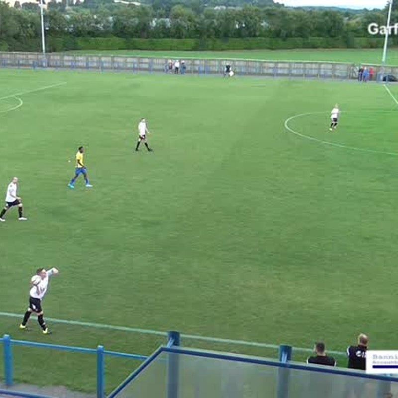 Garforth Town 2-4 Liversedge FC (14/08/2018)