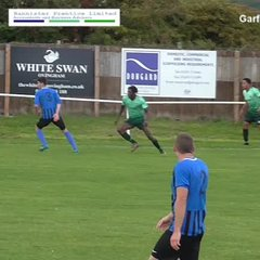 Garforth Town goals at Ryton & Crawcrook (15/09/2018)