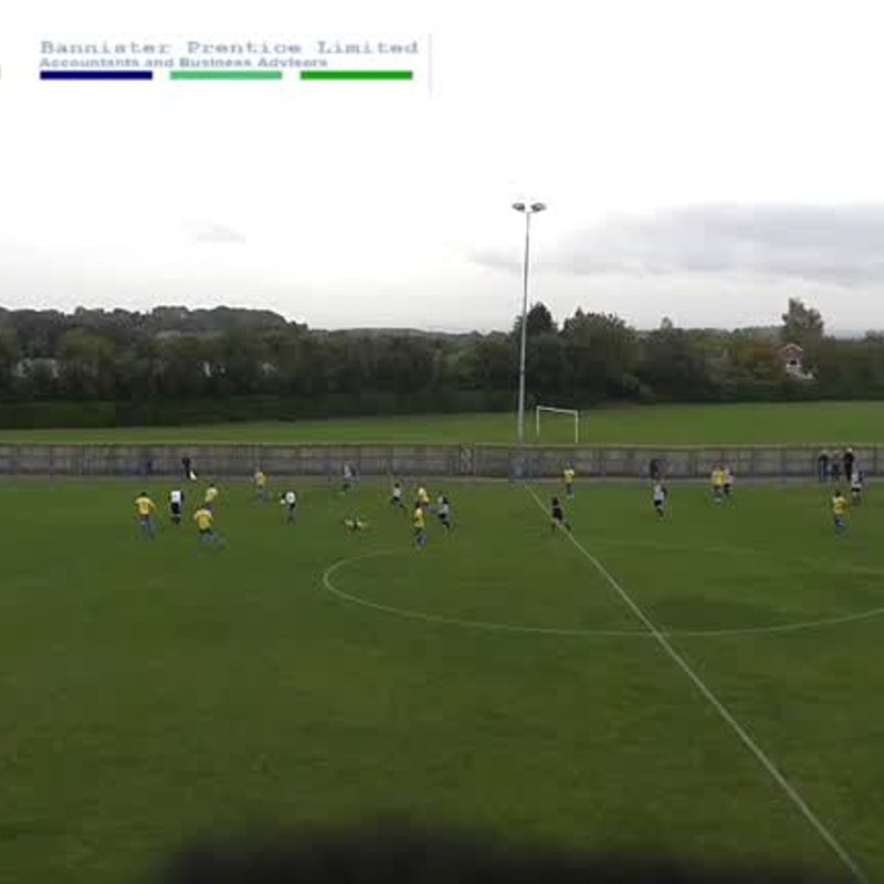 Garforth Town 3-0 Penistone Church (22/09/2018)