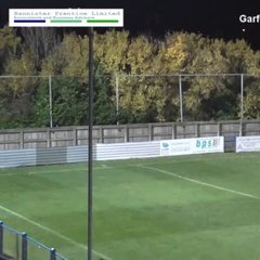 Garforth Town 0-1 Staveley Miners Welfare (06/11/2018)