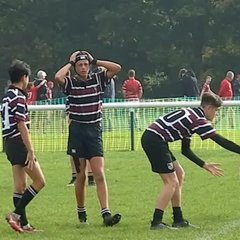 Beccs U16 V Sevenoaks - How many bounces