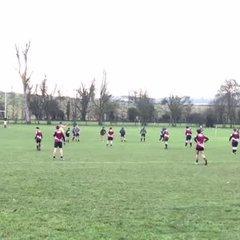 #1 St John 1st try v Cranbrook