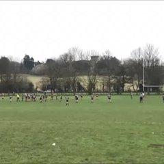 #4 St John 2nd try v Cranbrook