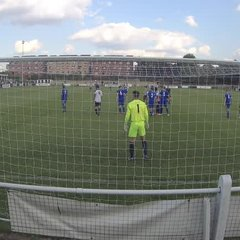 Highlights 2 Hanwell v Brightlingsea