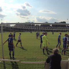 Highlight 3 Hanwell v Brightlinsea