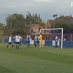 Barton Rovers v Hanwell Town