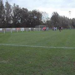 Goal Kempston Rovers v Hanwell