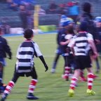 U9s @ Saracens Half time game - Clip 4