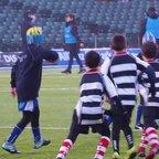 U9s @ Saracens Half time game - Clip 6