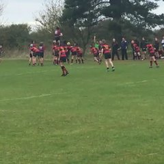 West Norfolk v Wymondham Titans (U15)