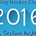 RHC Ladies section 2016 highlights
