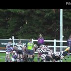 Havant v Hove 3.11.18 Try 5 Penalty try