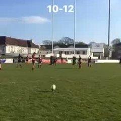 Lew swatton kicking