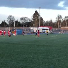 Rachel Armstrong goal vs Forfar