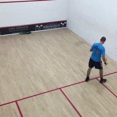 Hyde Squash 1 v The Northern 2