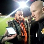 Lee Hughes Post Match Interview - Coventry Sphinx