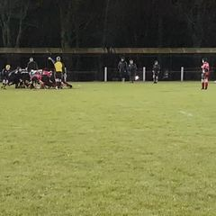 U13s v Littleborough
