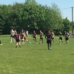 Nyall Hensby's Lancashire Cup Final Try
