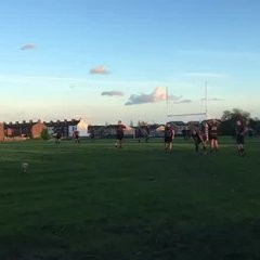 Jack's Winning Penalty