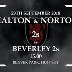 29 / 9 Beverley away